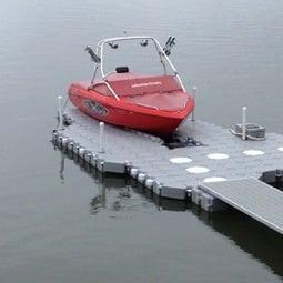 Quai Flottant En Plastique Quai Bateau Amp Motomarine