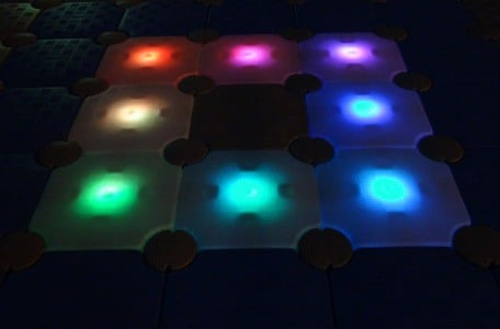 led light rgb