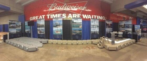 Budweiser Dock