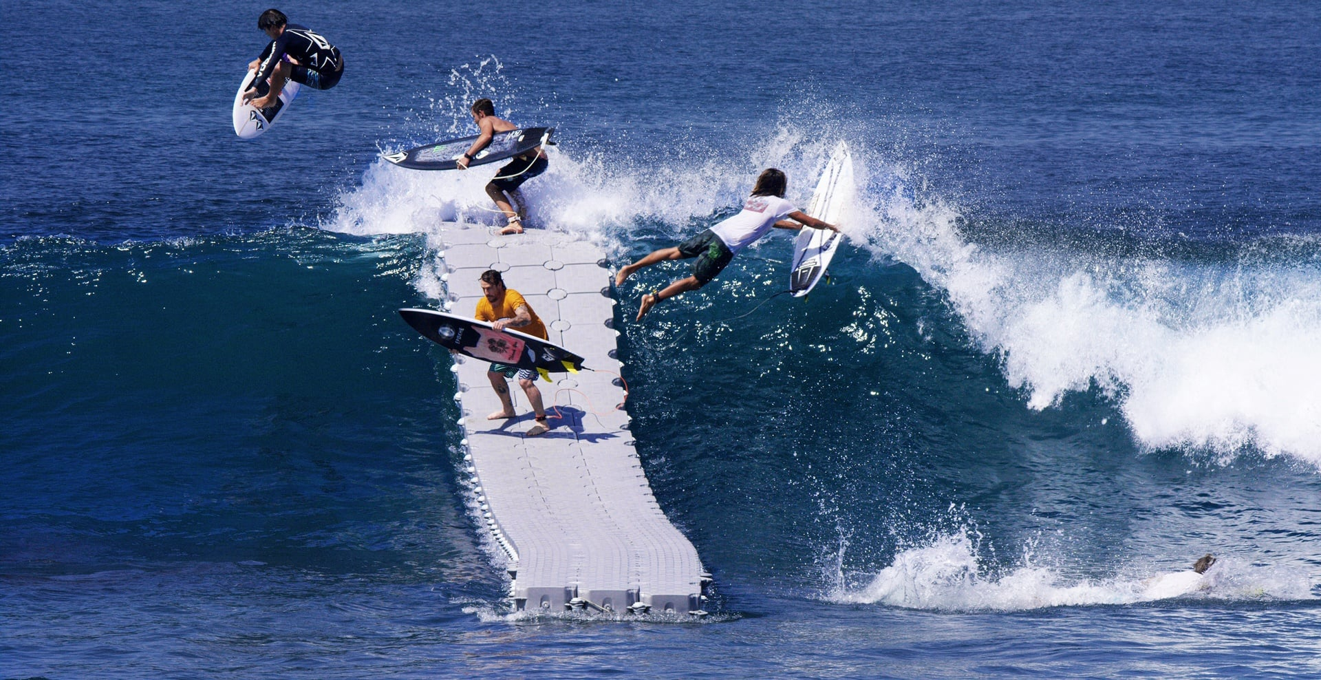 378048695f8 The Stab Magazine Stunt: the boldest of surf events | Candock